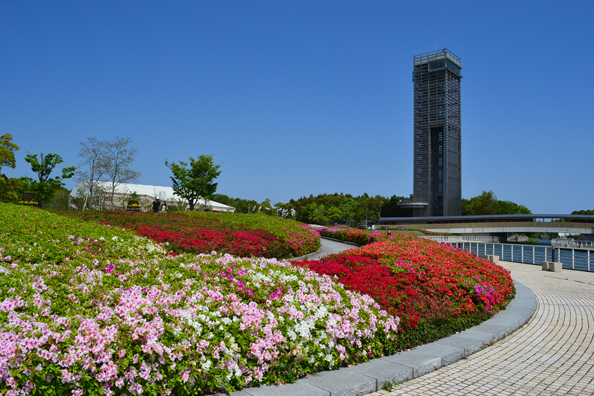 Hamanako Garden Park Is A Lush City Park Built On The Site Of The 2004  Pacific Flora Garden Exposition And The 21st National Urban Greenery Fair  Shizuoka, ...