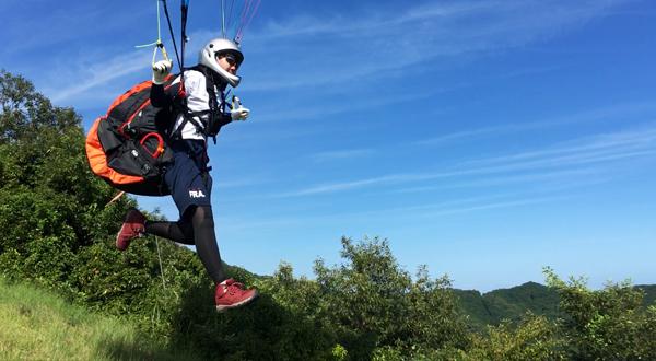 Hamanako paraglider school | iN HAMAMATSU COM