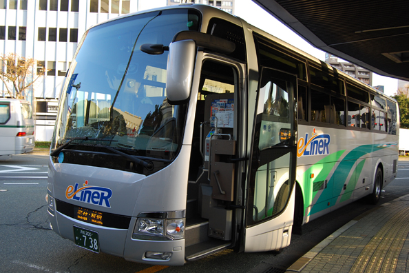 guide traveling japan cheap highway buses